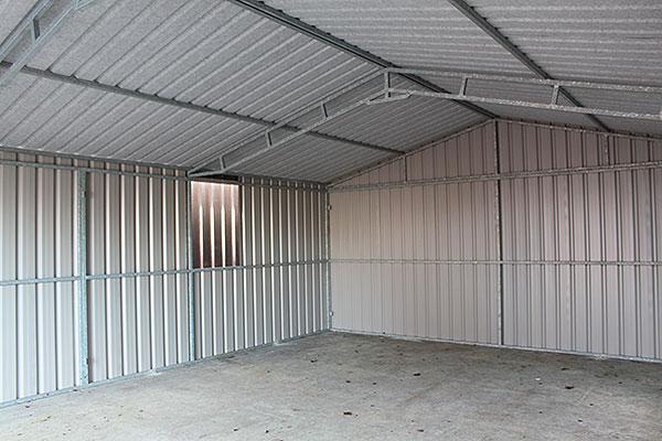 9 1m X 6 1m Garage Workshop Washingbay Sheds And Cladding