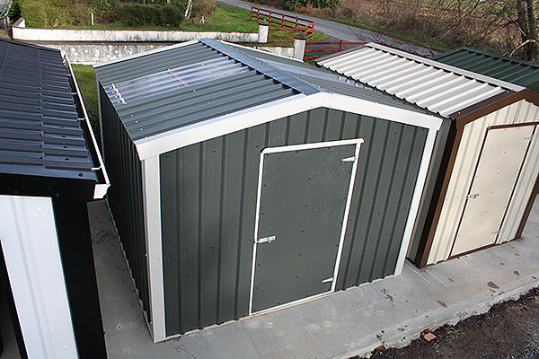 3 1m X 3 1m Shed Washingbay Sheds And Cladding